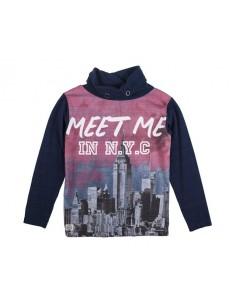 Rumbl!: Longsleeve NY skyline boys