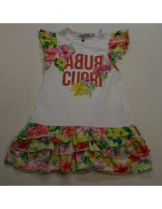 Ruba Cuori: jurk bielastico bimba