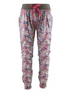 Rumbl!: broek met bloemenprint