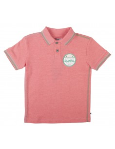 Rumbl!: polo t-shirt roze