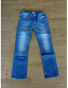 Replay: Spijkerbroek lichtblauw
