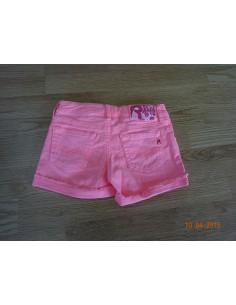 Replay: meisjes shorts in de kleur roze