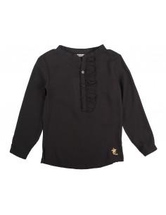Rumbl!: blouse zwart