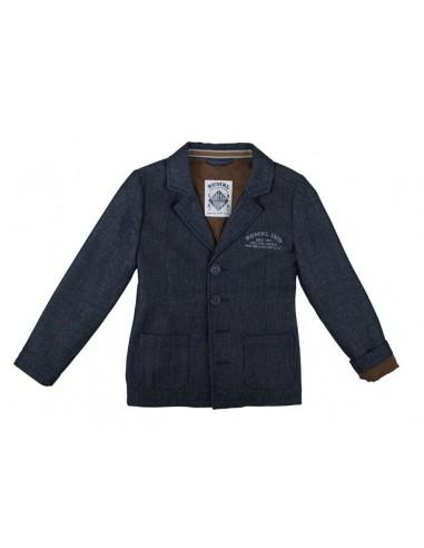 Rumbl!: blazer blauw