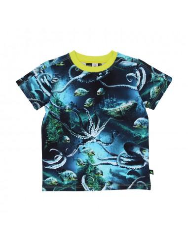 MOLO: Rey Octopus jongens t-shirt