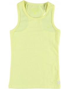 Retour: hemd Polly geel