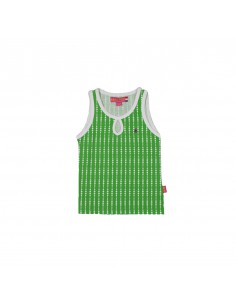 The Dutch Design Bakery: Singlet groen