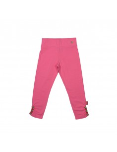 The Dutch Design Bakery: comfortabele roze legging 3/4