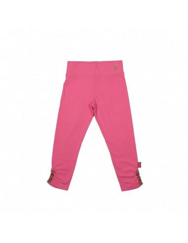 The Dutch Design Bakery: comfortabele roze legging 3/4
